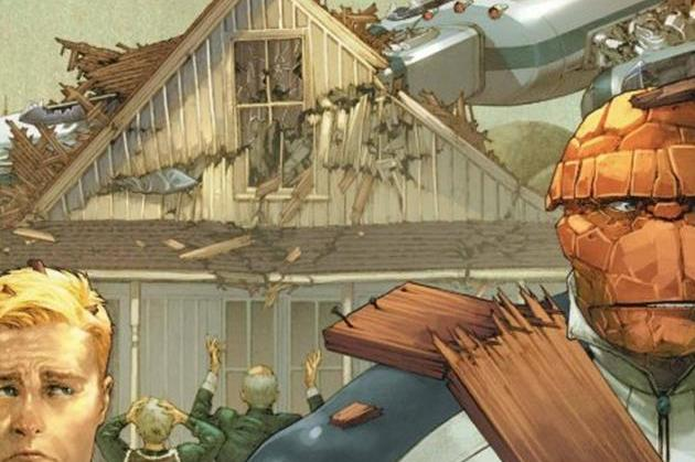 Marvel Two-In-One #8 Review