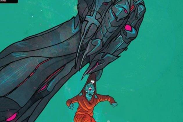 Black Bolt #11 Review