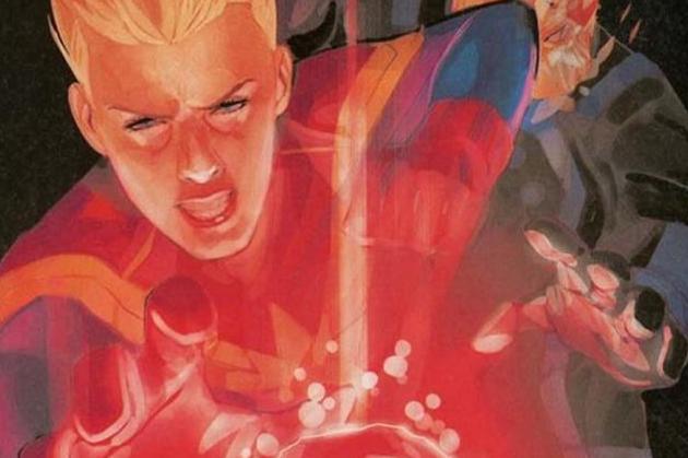 Captain Marvel #128