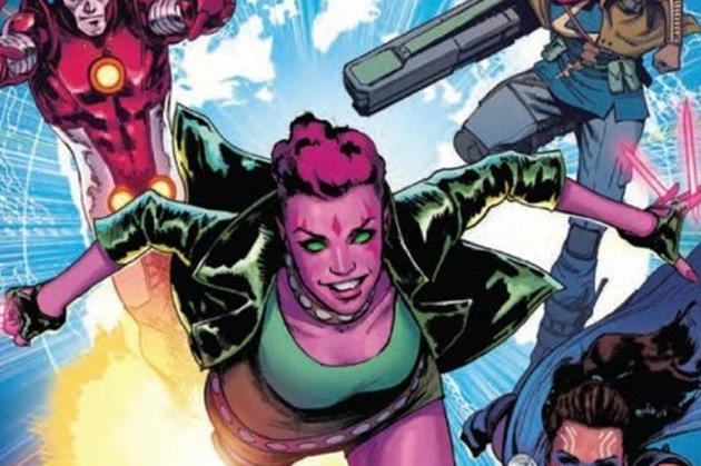 Exiles #1 Review