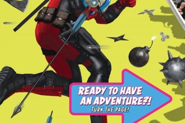 You Are Deadpool #1 Review